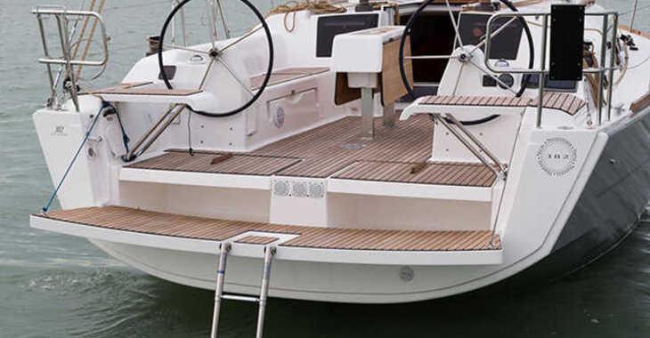 Alquilar velero en Horta Marina-Azores - Dufour 382 GL