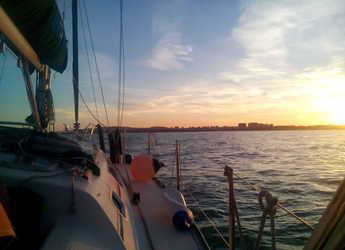 Chartern Sie segelboot Sun Odyssey 39 in Puerto de Santa Pola, Alicante