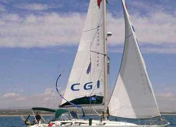 Rent a sailboat in Puerto de Santa Pola - Sun Odyssey 39