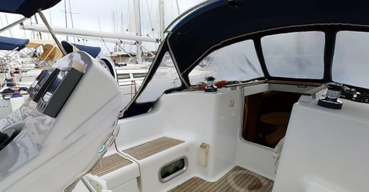 Rent a sailboat Sun odyssey 37 in Marina de Dénia, Denia