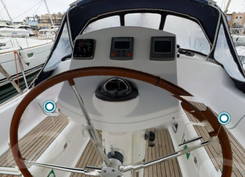 Rent a sailboat in Marina de Dénia - Sun odyssey 37