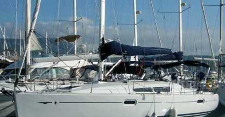 Rent a sailboat in Marina de Dénia - Sun Odyssey 39i