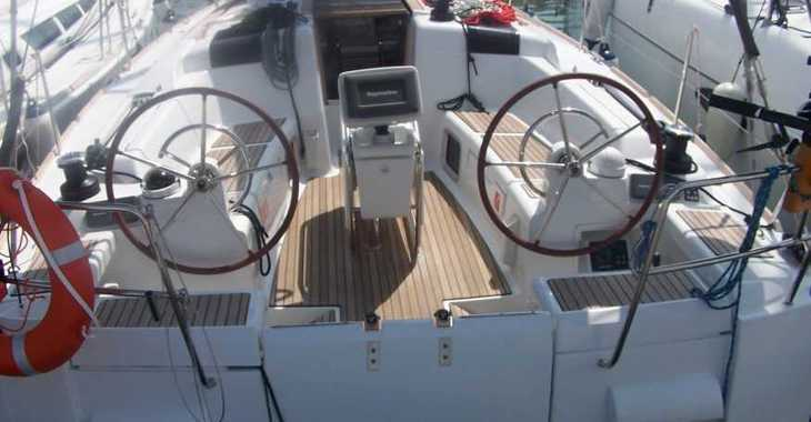 Rent a sailboat in Marina de Dénia - Sun odyssey 40.9
