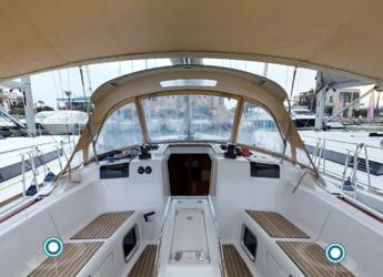 Alquilar velero Sun Odyssey 43.9 en Marina de Dénia, Denia