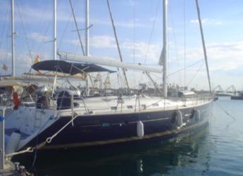 Rent a sailboat in Marina Real Juan Carlos I - Beneteau Oceanis  52.3