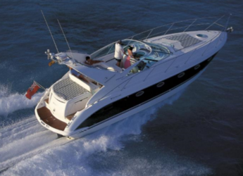 Rent a yacht in Marina Real Juan Carlos I - Fairline Targa 40