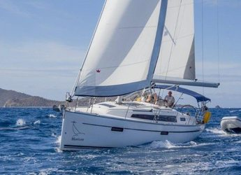 Rent a sailboat in Nanny Cay - Bavaria Cruiser 37