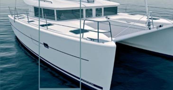Alquilar catamarán Lagoon 400 en Maya Cove, Hodges Creek Marina, Tortola