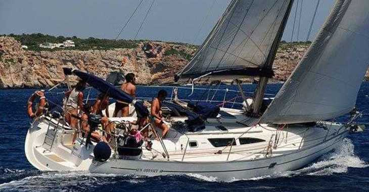 Rent a sailboat in Port Mahon - Sun Odyssey 40