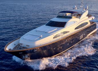 Rent a yacht in Marina Botafoch - Astondoa 102 GLX
