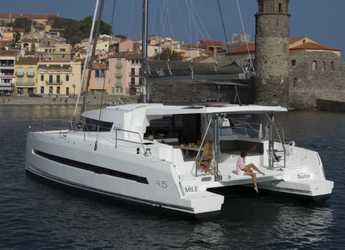 Rent a catamaran in Port d'andratx - Bali 4.5