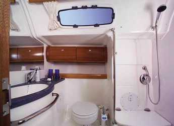 Alquilar velero Bavaria cruiser 46 en Playa Talamanca, Ibiza (ciudad)