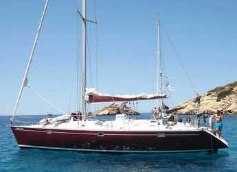 Rent a sailboat in Real Club Náutico de Valencia - Beneteau Oceanis 500