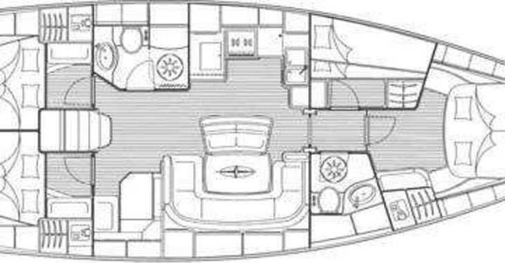 Rent a sailboat in Marina Real Juan Carlos I - Bavaria 46 Cruiser