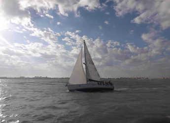 Chartern Sie segelboot Bavaria 46 Cruiser in Marina Real Juan Carlos I, Valencia