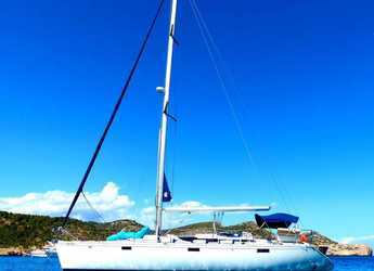 Rent a sailboat in S'Estanyol - Beneteau Oceanis 430