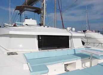 Alquilar catamarán Bali 4.5 en Marina Uturoa, Raiatea