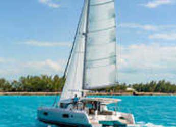 Alquilar catamarán Lagoon 42 en Maya Cove, Hodges Creek Marina, Tortola East End