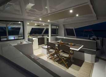 Chartern Sie katamaran Nautitech Open 40 in Marina Kotor, Kotor