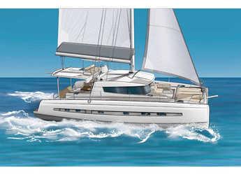 Alquilar catamarán Bali 4.5 en Marina di Portorosa, Portorosa