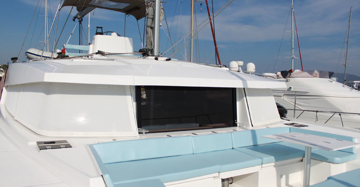 Rent a catamaran in Marina Le Marin - Bali 4.5