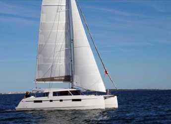 Alquilar catamarán en Jolly Harbour - Nautitech 46 Open