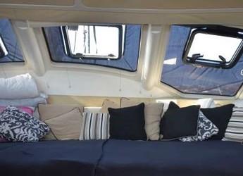 Rent a catamaran Catana 582 in Admiralty Bay, Bequia