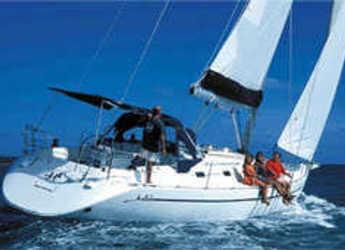 Rent a sailboat Harmony 47 in Yacht Haven Marina, Phuket