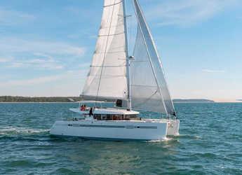 Alquilar catamarán Lagoon 450 Sport en ACI Jezera, Jezera