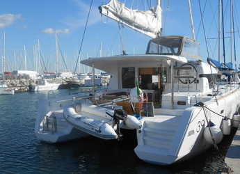 Rent a catamaran in Marina di Nettuno - Lagoon 39