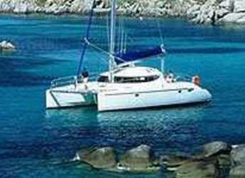 Chartern Sie katamaran Lavezzi 40 in Marina di Nettuno, Rome