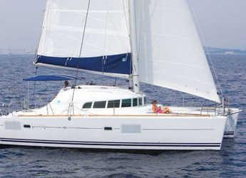 Chartern Sie katamaran Lagoon 410 S2 in Porto di Tropea, Tropea