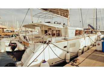 Rent a catamaran in Marina di Nettuno - Lagoon 450