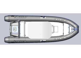 Chartern Sie motorboot Highfield Patrol 660 in Marina Sukosan (D-Marin Dalmacija), Sukosan