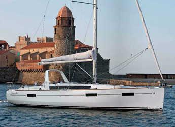 Rent a sailboat in D-Marin Borik - Oceanis 41.1