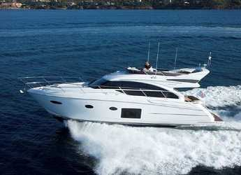 Rent a yacht in Port d'andratx - Princess 52