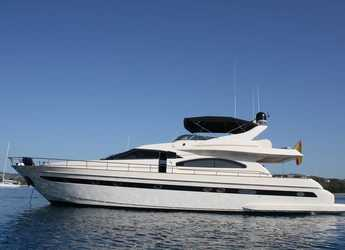 Rent a yacht in Club de Mar - Astondoa 72 GLX