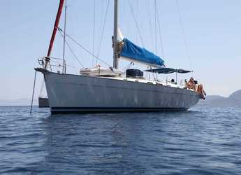Rent a sailboat in Port of Can Pastilla - Cyclades 50.5