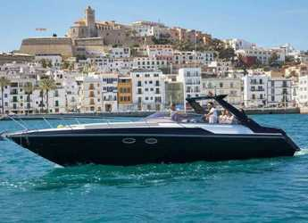 Rent a yacht in Ibiza Magna - Sunseeker Tomahawk 37