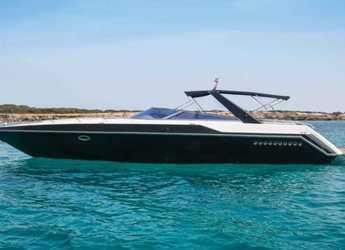 Chartern Sie yacht in Ibiza Magna - Sunseeker Thunderhawk 43