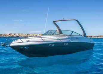 Rent a motorboat in Ibiza Magna - Rinker 29