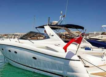 Rent a yacht in Marina Botafoch - Sunseeker portofino 49