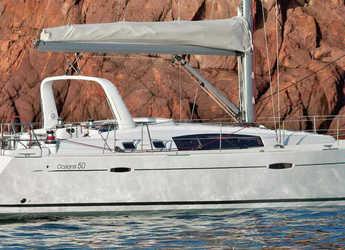 Alquilar velero Oceanis 50 Gran Family en Club Naútico de Sant Antoni de Pormany, Sant antoni de portmany