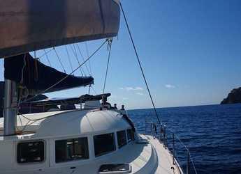 Alquilar catamarán LAGOON 380 S2 en Marina Formentera, Formentera