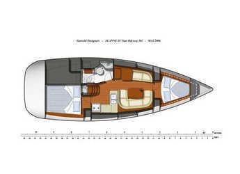 Alquilar velero Sun Odyssey 36i en Trogir (ACI marina), Trogir