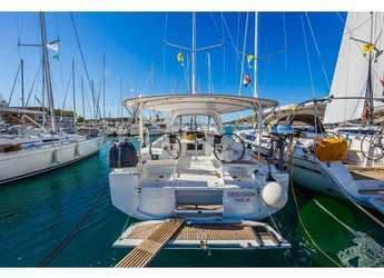 Rent a sailboat in Trogir (ACI marina) - Oceanis 38.1