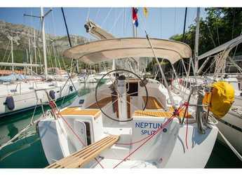 Rent a sailboat in ACI Marina Dubrovnik - Hanse 355