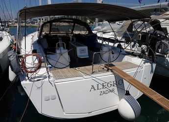 Rent a sailboat in Marina Sukosan (D-Marin Dalmacija) - Dufour 460 Grand Large
