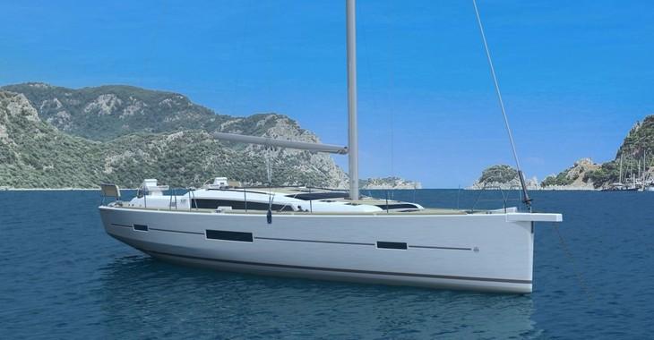 Alquilar velero Dufour 520 GL en Jolly Harbour, Antigua