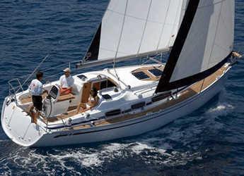 Rent a sailboat Bavaria 31 Cruiser in Marina Gouvia, Corfu